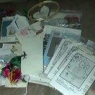 Vintage Lot Beginner Cross Stitch Kits Quickie Kit Love N Stitches Plus More