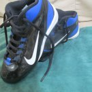 Youth Boys Nike Alpha Shark Cleats Size 4 Y Soccer Baseball Athletic Sport Shoes