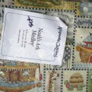 KeepSake Quilting Noahs Ark Medley Quilt Set Childs Quilt A Special Gift Of Love