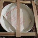 Vintage Rare Japan  Berries Jubilee Design Ceramic Pie Plate Valentines Wedding