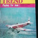 Vintage Air Trend Magazine February 1959 Playboy For Joan  New FAA Airparks
