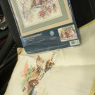 Sunset Cross Stitch Kit Cottage Enchantment Nearly Finished Graph Instructions