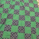 Handcrafted Finished Quilt Top Just Add Batting  Bottom U Have Quilt W  Dolphins