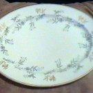 Noritake China WAVERLY  Pattern 591  Serving PlatterOval 13 inch