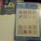 Janlynn Cross Stitch Kit Mothers Prayer Quilt by  K Kluba Incomplete