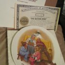 Csatari Grandparent Plate Series Knowles 1980 The Bedtime Story 1982 Grandparent