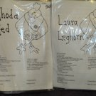Vintage Carousel Crafts Company Laura Leghorn or Rhoda Red Stuffed Hen Kit NIP