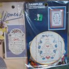 Counted Cross Stitch Kit For Women Only Working Mom and Vogart Wedding Sampler