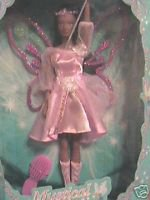 African American Mystical Fairy Collection Doll New Great Gift