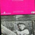 Vintage Sheet Music My Sweet Lady 1970 71 John Denver Cherry Lane Music
