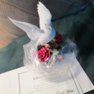 Lenox Christmas Dove Figurine 1993 Porcelain NIB COA Limited Edition