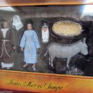Bible Quest Play Set Jesus Mary and Jospeh Birth of Jesus  NIB Action Discovery