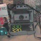Polaroid Instant Film Camera One Step 320 W Case