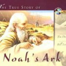 The True Story of Noah's Ark with audio CD and pull-out spread Tom Dooley Signed