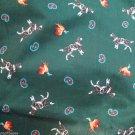 Decorator Fabric Hunting Print Dogs Ducks 100% Cotton 4 Yds Plus W 2 Free Yds
