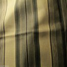 Waverly Gulf Stream Pinstripes W other Stripes Made USA Olive Greens Tan Black