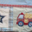 Cute KidsLine All Aboard Transportation Baby Nursery Window Valance All Star