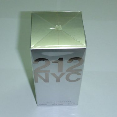 Carolina Herrera 212 Women Edt 100ml 3.4 oz Woman New In Box 100% Original