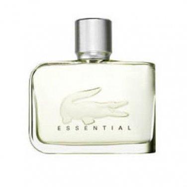 Lacoste Essential Men Eau de Toilette 125ml 4.2oz New In Box 100% Original