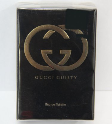 Gucci Guilty Eau de Toilette 75ml 2.5oz Women Perfume New In Box 100% Original