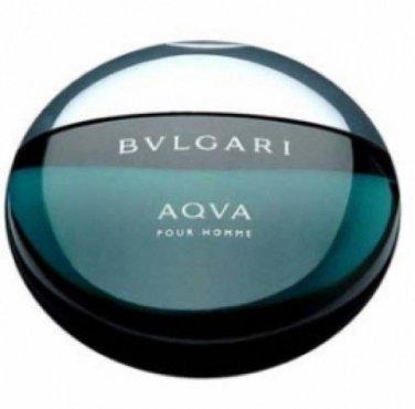 Bulgari Aqua Pour Homme Eau de Toilette 100ml 3.4oz New In Box 100% Original