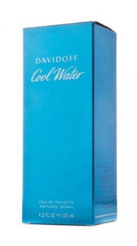 Davidoff Cool Water EDT 125ml 4.2oz Perfume Men New In Box 100% Original