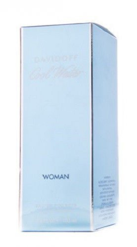 Davidoff Cool Water EDT 100ml 3.4oz Women Perfume New In Box 100% Original