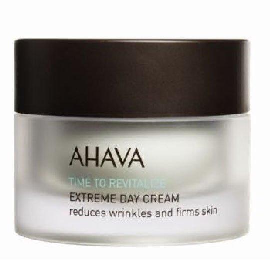 AHAVA Time To Revitalize Extreme Day Cream 1.7oz (50 ml) New Sealed Moisturizer