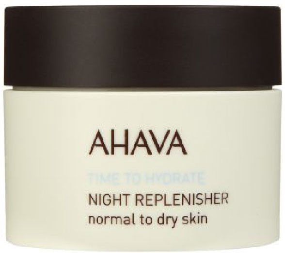 AHAVA Time To Hydrate Night Replenisher (Normal/Dry Skin) 1.7oz(50ml) New Sealed