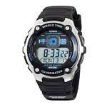 Casio  Watch AE 2000W 1AVDF Sport Black Digital World Time 100% Original