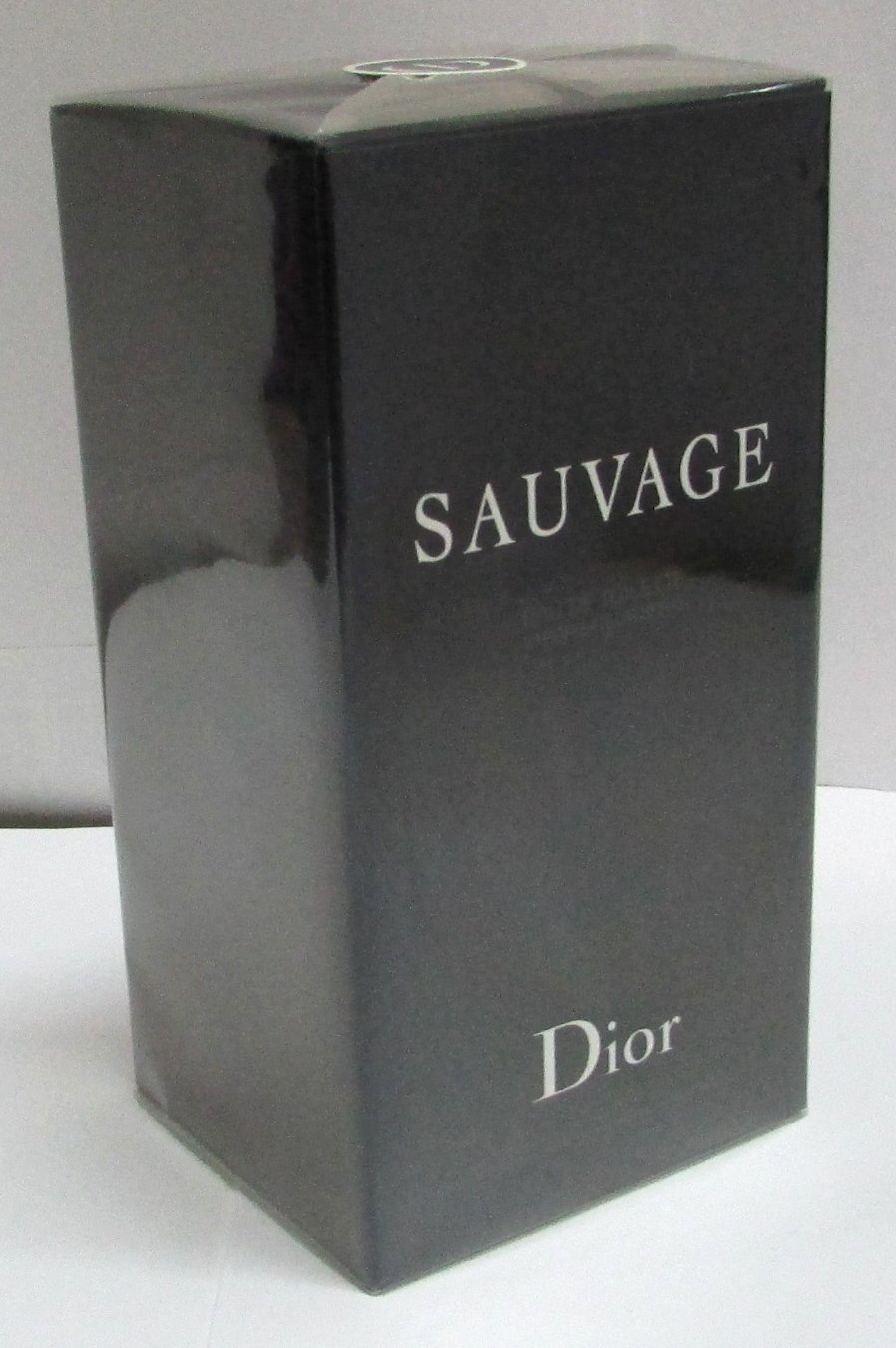 Christian Dior SAUVAGE EDT Eau de Toilette Spray 100ml 3.4oz Men NEW IN SEALED BOX & 100% Original