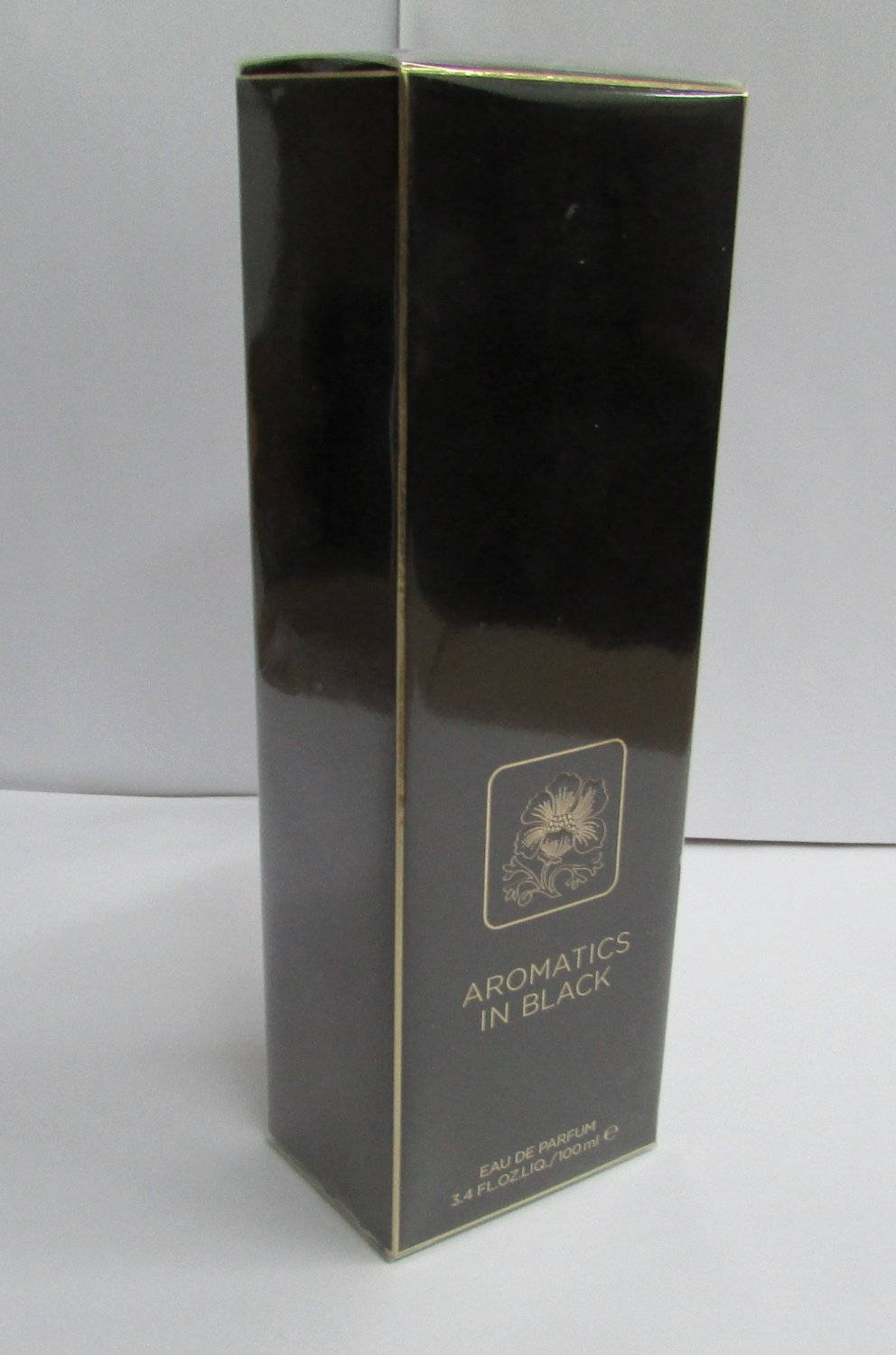 Clinique Aromatics In Black EDP Eau de Parfum 3.4 oz 100ml Women NEW & ORIGINAL
