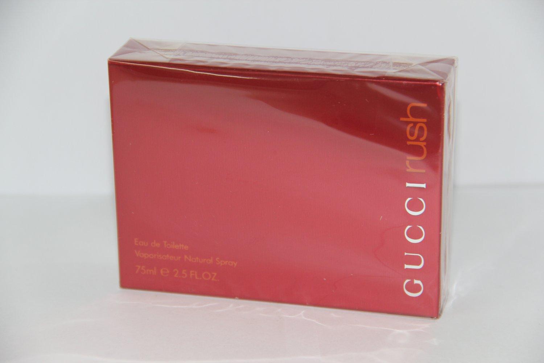 Gucci Rush EDT 75ml 2.5oz Women Perfume New In Box 100% Original
