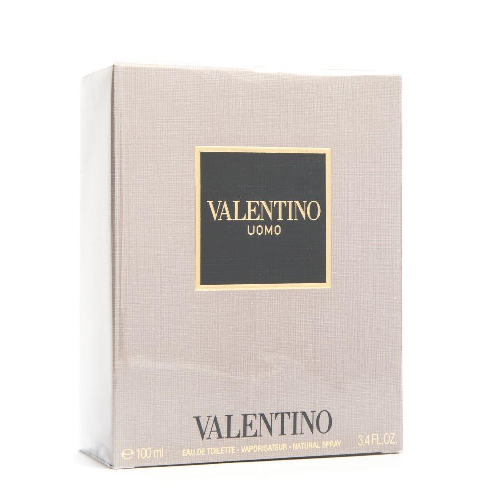 Valentino Uomo EDT 3.4oz 100ml Men Eau de Toilette New In Box & 100% Original