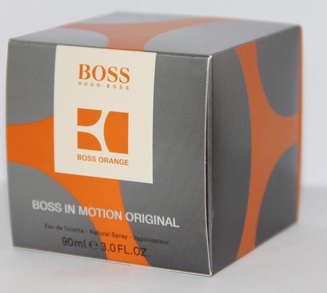 Hugo Boss Boss In Motion EDT Eau de Toilette 90ml 3.0oz For Men 100% Original