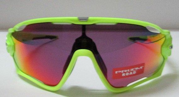 Oakley Sunglasses - OO9290-26 31mm - JAWBREAKER Retina Burn / Prizm Road