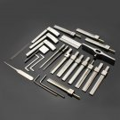 Multifunctional Tool Kit Locksmith Tools Lock Pick Tools Set