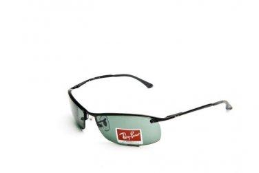 Ray-Ban Sunglasses 3183 006/71 63/15 Men Black 100% Original New with Case