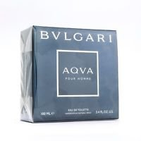 Bvlgari Aqua Pour Homme for Men EDT 100ml 3.4oz 100% Original NEW In Box Perfume