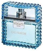 Versace Man Eau Fraiche Edt 100ml 3.3oz Eau de Toilette NEW & 100% ORIGINAL