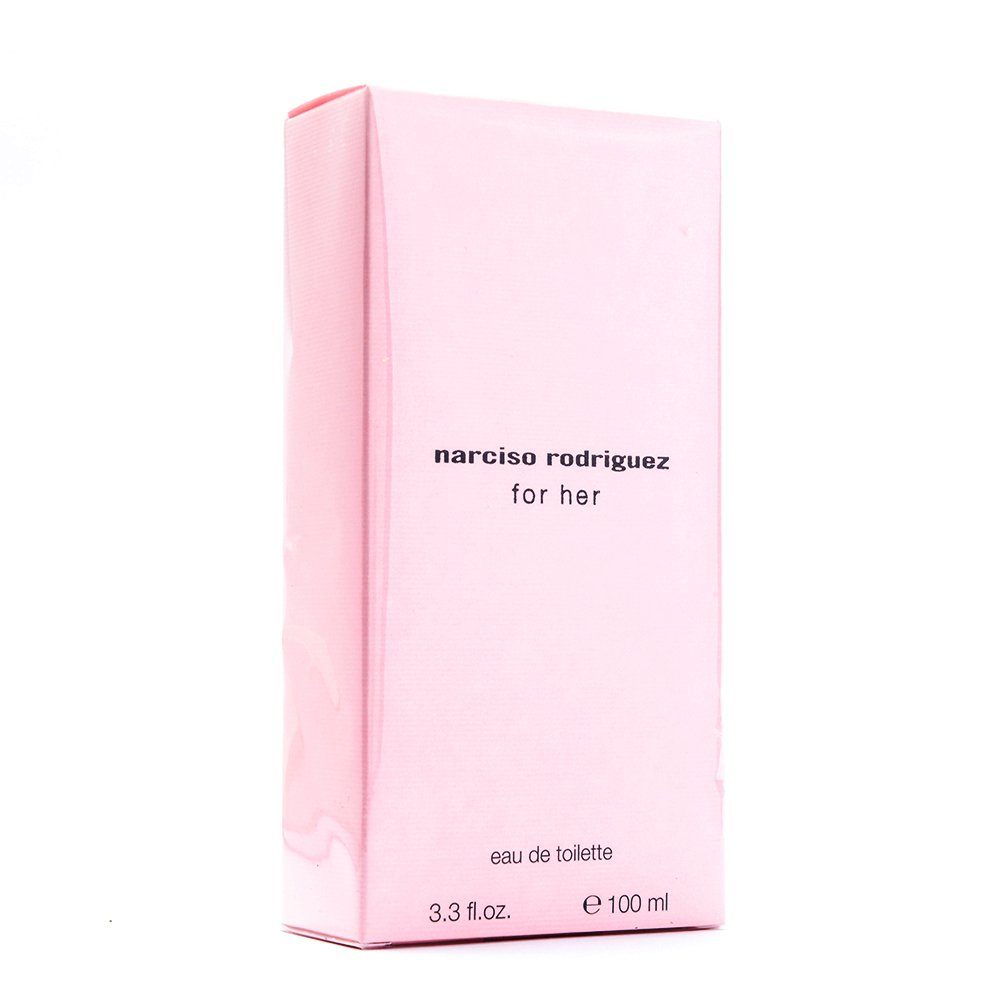 Narciso Rodriguez For Her Edt Fragrance Spray 100ml 3.4oz Brand New & Factory Sealed*