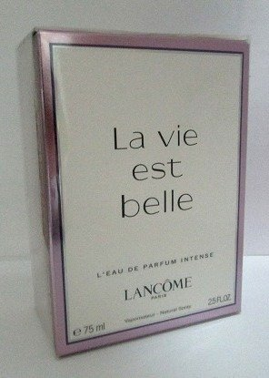 Lancome La Vie Est Belle Intense Edp 75ml 2.5oz Eau de Parfum Perfume 100% ORIGINAL NEW IN BOX