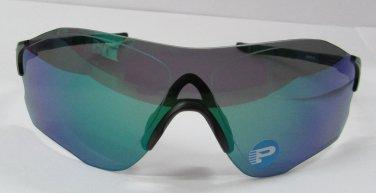 Oakley Sunglasses EVZERO 9308-08 Black / Jade Green POLARIZED OO9308-08 NEW & ORIGINAL