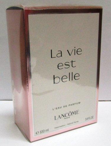 Lancome LA VIE EST BELLE EDP 100ml 3.4oz Eau de Parfum NEW BOX & 100% ORIGINAL