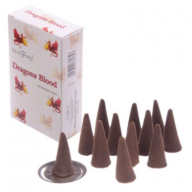 Stamford INCENSE CONES Lovely choice of fragrances for relaxation & entertaining