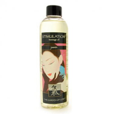 Shiatsu Massage Oil Sensual