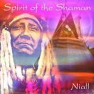 Spirit of the Shaman Niail Meditation Relaxing Calming Music CD (Paradise Music)