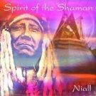 Spirit of the Shaman Niail Meditation Relaxing Calming Music CD (Paradise Music)