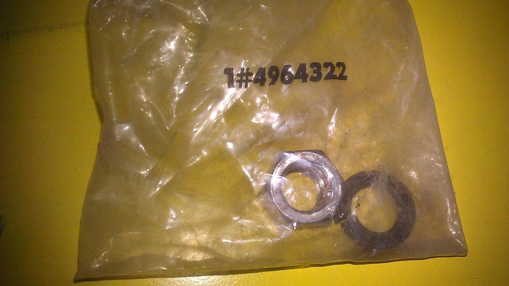 Genuine Cummins Flat Washer    Bolt Kit 4964322