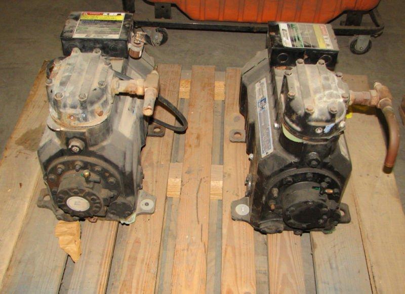 Copeland Discus High Pressure Compressors 2da3  2da3060etfd800